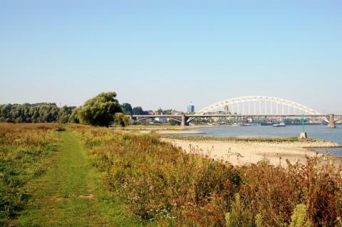 Stadswaard Nijmegen wandeling